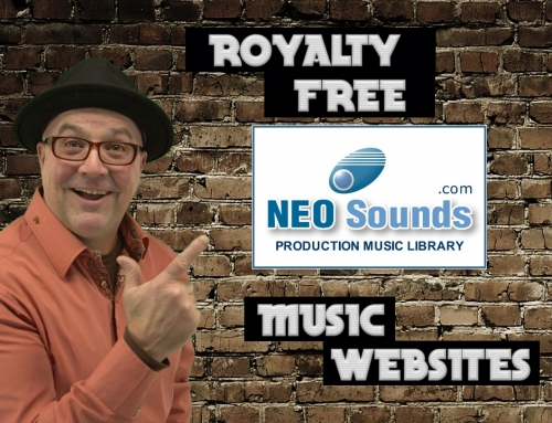 Royalty Free Music for Video Production